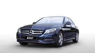 Eibach Adds New Suspension Components To Mercedes Benz C-Class