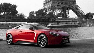 exagon motors furtive-egt to be shown at hurlingham club