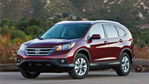 Honda CR-V crowned as most reliable SUV