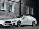 2014 Infiniti Q50 Adds Two-Litre Turbocharged Petrol Engine