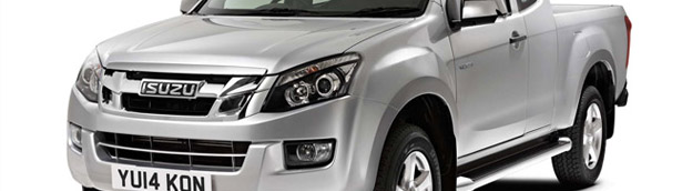 Isuzu Introduces D-Max Yukon Extended Cab