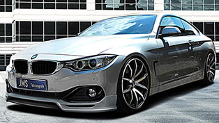 JMS BMW 4-Series Coupe