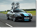 Jaguar F-TYPE Coupe High Performance Support Vehicle [VIDEO]