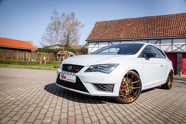 kw 2014 seat leon cupra adaptive ddc coilovers. Black Bedroom Furniture Sets. Home Design Ideas
