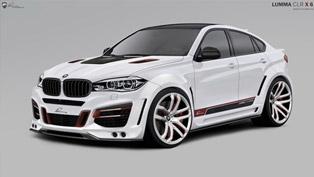 LUMMA BMW CLR X6 R Will Be Ready In 2015