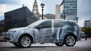 New Land Rover Discovery Sport Gets Third Row Seating