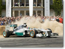 2014 Goodwood Festival of Speed – Visitors Record 200,000
