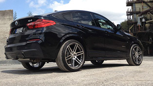 Manhart Racing BMW X4 F26 - 375HP and 740Nm