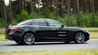 Maserati Ghilbi To Run On Continental ContiSportContact 5 Tyres