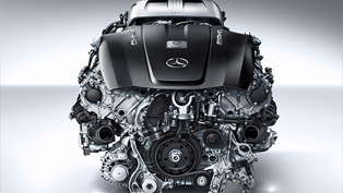 Mercedes-Benz AMG 4.0 liter V8 Bi-Turbo Engine: Powerful and Efficient