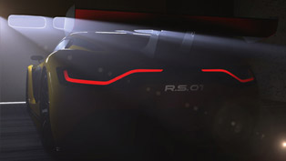 Renaultsport Reveals First Image Of R.S.01 Race Car