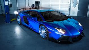 SR Auto Reveals Exclusive Lamborghini Aventador