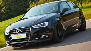 ST Suspension - Audi A3 and BMW 2-series Coupe
