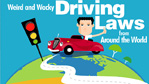 Strange Driving Laws from Around the World