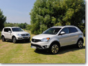 SsangYong 60th Anniversary - Two Special Editions