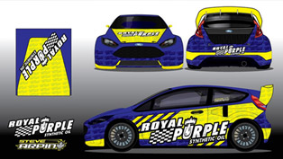Steve Arpin's Ford Fiesta Is