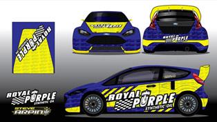 Steve Arpin's Ford Fiesta Is