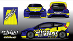 "Steve Arpin's Ford Fiesta Is ""Royal Purple"""