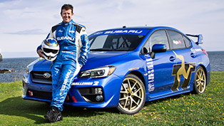 Subaru WRX STI - Isle of Man -