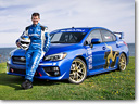 "Subaru WRX STI - Isle of Man - ""Flat Out: The Full Lap"" [videos]"