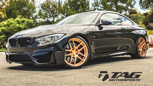 TAG Motorsports BMW M4 Coupe
