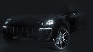 2014 Porsche Macan Tuned by TechArt