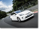Toyota Prius Plug-in Sets Nürburgring Record For Fuel Economy [VIDEO]