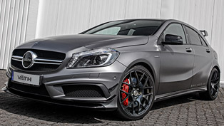 VATH Mercedes-Benz A45 AMG