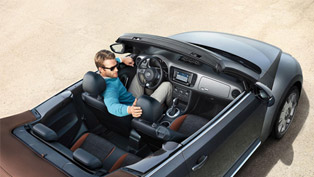 Volkswagen Beetle Cabriolet Karmann Edition Goes On Sale