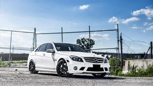 Vorsteiner Shows Mercedes-Benz C63 AMG V-FF 101