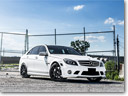 Vorsteiner Shows Mercedes-Benz C63 AMG V-FF 101