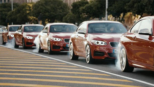 BMW M235i Coupe - Drift Mob [video]