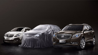 Buick Envision Teased Ahead Of Premiere In China