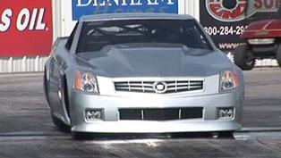 cadillac twin-turbo - 3,000hp vs chevrolet corvette twin-turbo - 3,000hp [video]