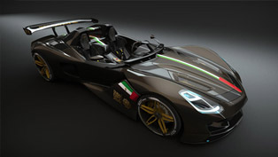 Dubai Roadster Is The First Emirati-Built Supercar
