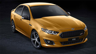 2014 Ford Falcon XR8 Unveiled