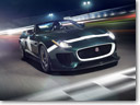 Jaguar F-TYPE Project 7 Makes Dynamic Debut At Le Mans Classic