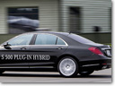 Mercedes-Benz S500 Plug-in Hybrid with F1 Technology [video]