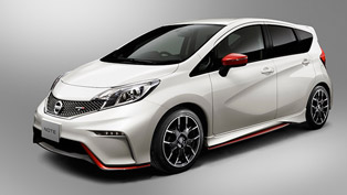 Nissan Note Presents Two Nismo Versions