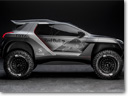 Peugeot 2008 DKR – Technical Specs