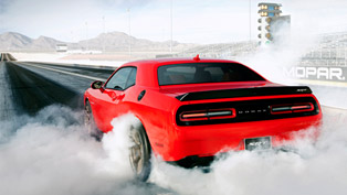 2015 Dodge Challenger SRT Hellcat Is The Fastest Muscle Car [VIDEO]