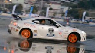 Toyota GT86 sets Guiness World Drift Record – 144.1 km [video]