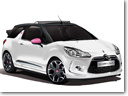 Citroen DS3 Cabrio DStyle by Benefit Special Edition – Price £18,745