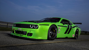 Trans Am Series Debut for 2014 Dodge Challenger SRT