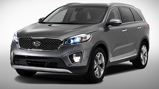 2014 Kia Sorento - The Third Generation