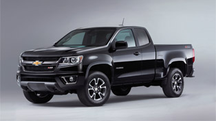 Chevrolet reveals 2015 Colorado pricing