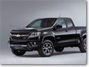 Chevrolet reveals 2015 Colorado pricing