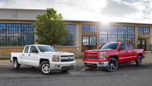 Chevrolet Introduces 2015 Silverado Rally Editions