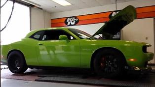 2015 Dodge Challenger SRT Hellcat - 635WHP [video]