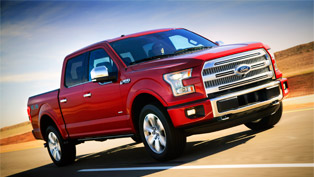 New Ford F-150 features advanced technology and more